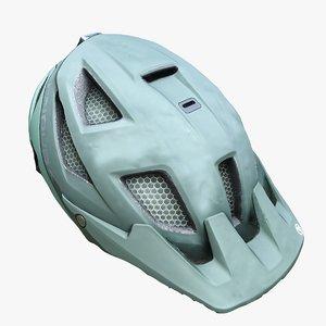 mountainbike helmet 3D model