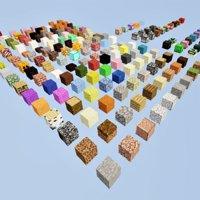 Block Set Minecraft