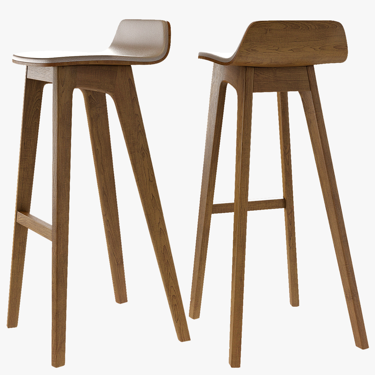huge discount 206c6 98d37 Morph Bar Stool Chair Wood