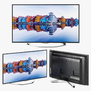 3D tv lg 32la620 smart model