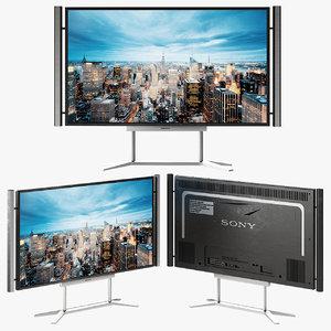 tv sony ifa smart 3D model