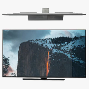 3D samsung uhd tv un55hu8550