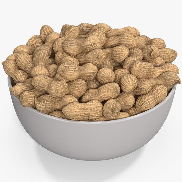 3D peanuts 2