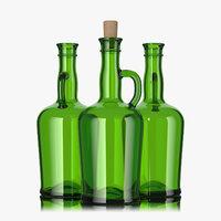 3D bottle 750ml