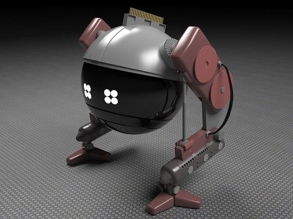 robot games 3D