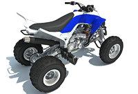 Quad ATV Sport Bike