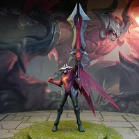 Aatrox League Of Legend