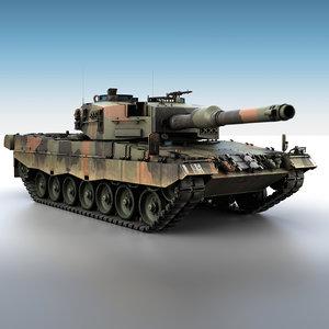 3d swiss - panzer 87 model