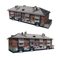 house shop 3D model