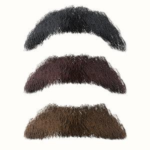 mustache 5 model
