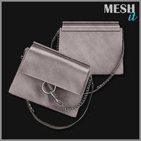 3D bag gray model