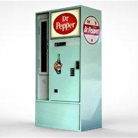soda vending machine 3D