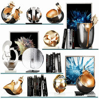 decorative set 49 3D