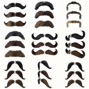 mustache pack model