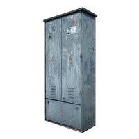electric box 1 3D