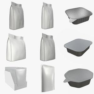 3D pbr metallic
