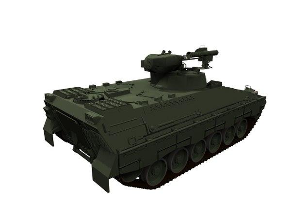 marder infantry fighting model