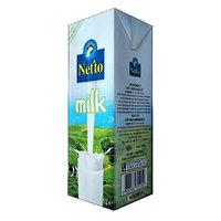 netto milk carton 3D