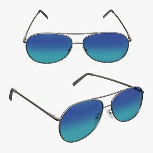 sun glasses model