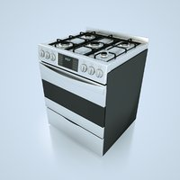 gas stove oven model