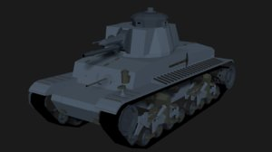 3D pz kpfw 35