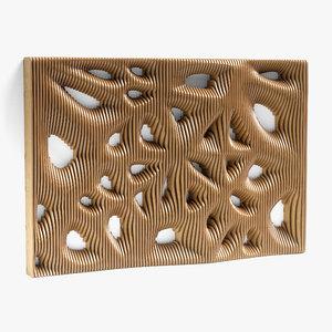 wall 07 3D model