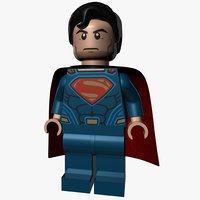 Lego Superman BvS