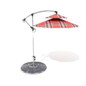 sea parasol beach 3D