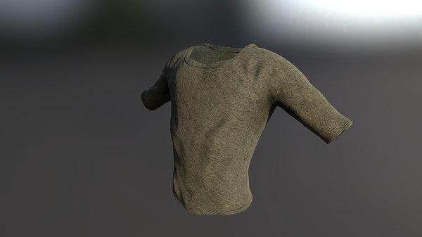 3D t-shirt 4