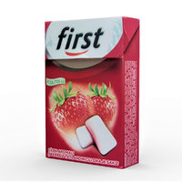 chewing gum package 3D