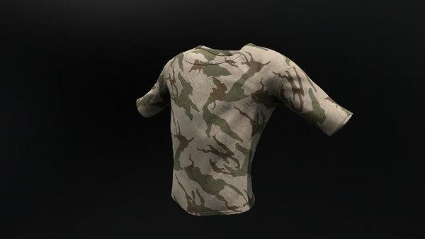 3D clothes apparel wardrobe