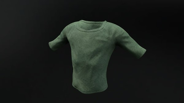clothes apparel wardrobe 3D model