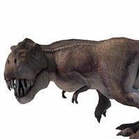 Realistic Tyranasaurus rex