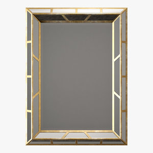 mirror decor model