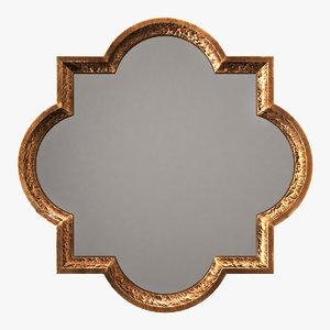 mirror decor model