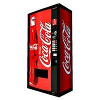 vending machine 1 3D