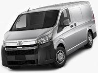 Toyota Hiace Van LWB 2020