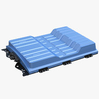 3D nissan leaf battery pack
