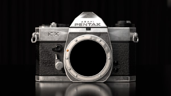 vintage camera model
