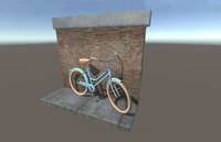 Bicycle LowPoly