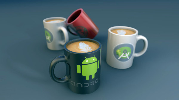 coffee mug model