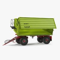 3D model conow hw-80 v9 dump