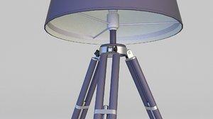 loft lamp floor model
