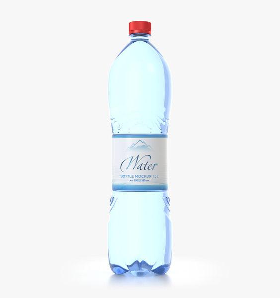 water bottle 1 5 model