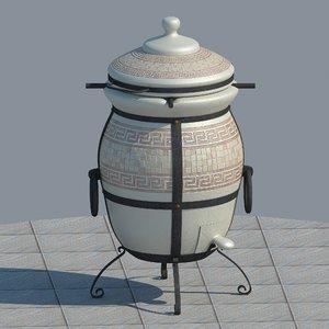 tandoor barbecue model