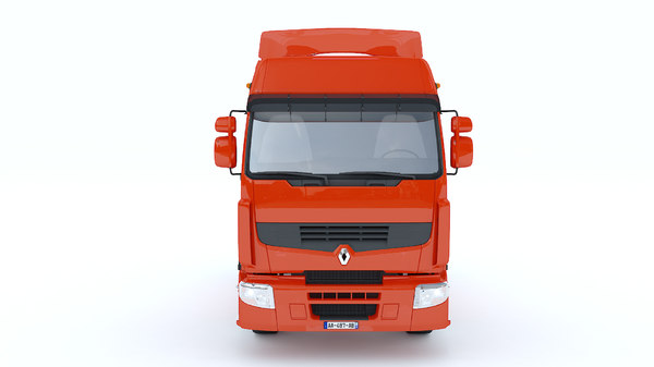 renault premium truck model
