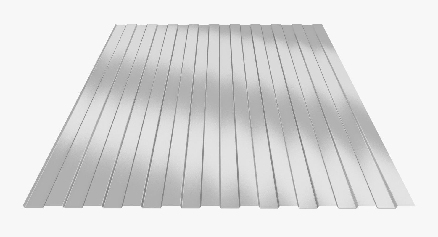 profiled sheet c8 3D