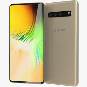 samsung galaxy s10 5g 3D model