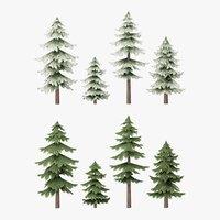 Pine Tree Pack G15