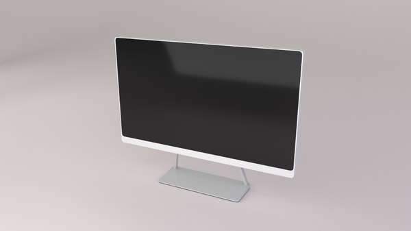 27 monitor 3D